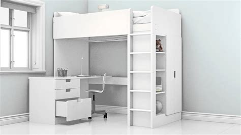 Bunk Bed With Desk Ikea Uk by The Possibilities Of The New Stuva Children S Loft Bed