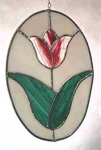 Tulip Stained Glass Patterns