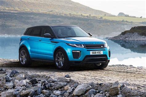 land rover range rover evoque celebrates 6th anniversary with special