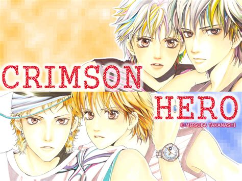 crimson hero manga wallpaper  fanpop