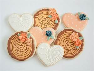 3225 best decorated cookies images on pinterest cookies With decorated sugar cookies for weddings