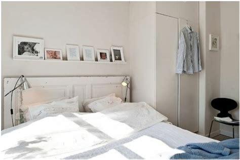 chambre ceruse tête de lit en bois cerusé pour un aspect élégant vintage