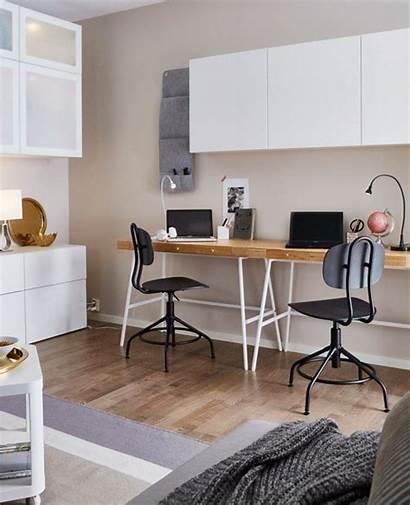 Ikea Living Desk Wohnzimmer Dining Casa Schlaf