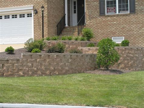 retaining wall pictures residential retaining walls your complete resource