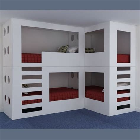 wall drawers bedroom folkestone bunk beds modern bunk beds