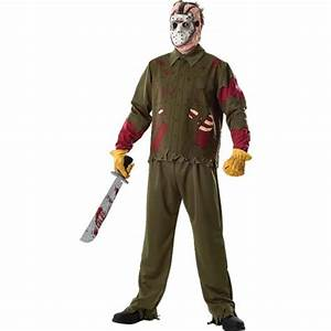 Jason Voorhees Friday the 13th Halloween Costumes