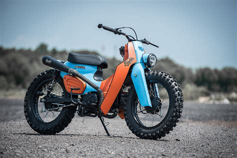 Honda Cub by New K Speed S Hip Hop Honda Cub