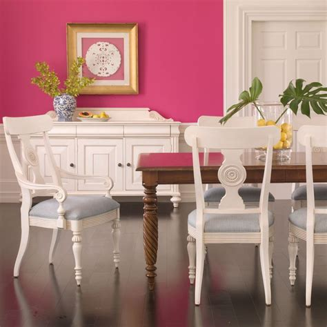 images  pink dining rooms  pinterest pink dining rooms pink walls
