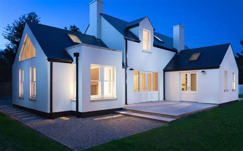 House Built by New House Build Kilcoole Co Wicklow Mds Construction Site