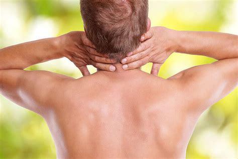 nacken mann hws op verfahren risiken und reha