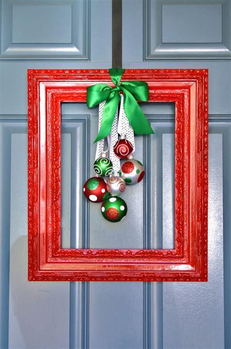 Weihnachtskranz Aus Holz by So K 246 Nnen Sie Einen Weihnachtskranz Selber Basteln 50 Ideen