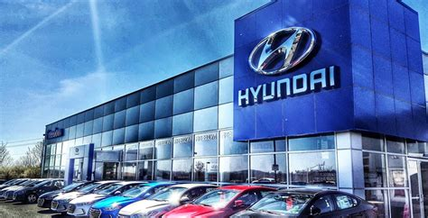 Hyundai Dealership In Hamburg Near Allentown, Pa