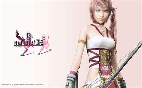 serah farron final fantasy video games background