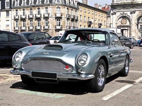 James Bond Car Appearances, Specs & Gadgets