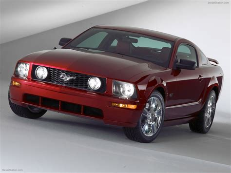 Ford Mustang 2005 Exotic Car Picture 001 Of 40 Diesel
