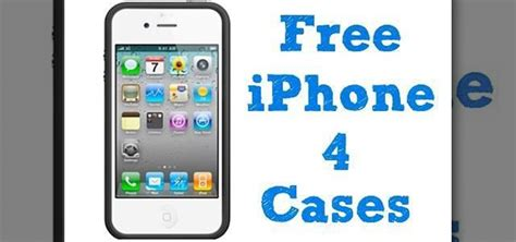 get a free iphone how to get your free iphone 4 bumper 171 smartphones