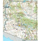 Arizona Reference Map