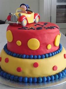 Gateau Anniversaire Garcon : les cupcakes d 39 anne so le gateau oui oui ~ Melissatoandfro.com Idées de Décoration