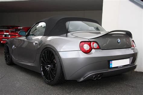 For Bmw Z4 Convertible Pre-painted Factory Style Rear