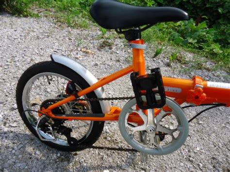 MOBILLY MICRO BIKE 折りたたみ自転車 16インチ 6段変速(16インチ~) 売買されたオークション ...