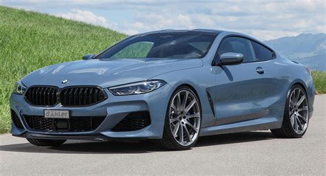 The bmw 8 series is a range of grand tourer coupes and convertibles produced by bmw. Dahler's 627 HP BMW M850i Beats Even The M8 Competition ...