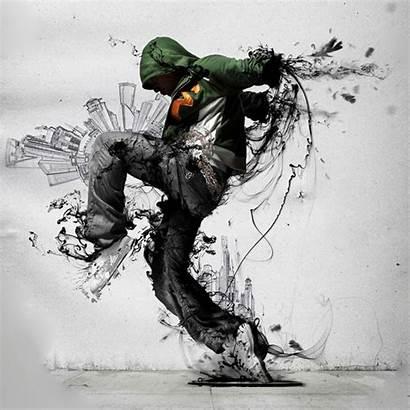 Ipad Cool Wallpapers 3d Hop Hip Dancer