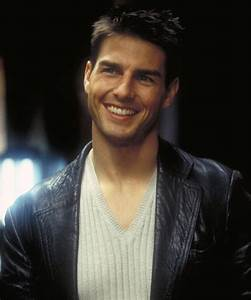 Try Not to Swoon Over This #FBF Shot of Tom Cruise in ...