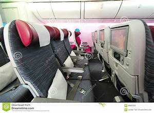 Spacious And Comfortable Economy Class Cabin Of Qatar ...