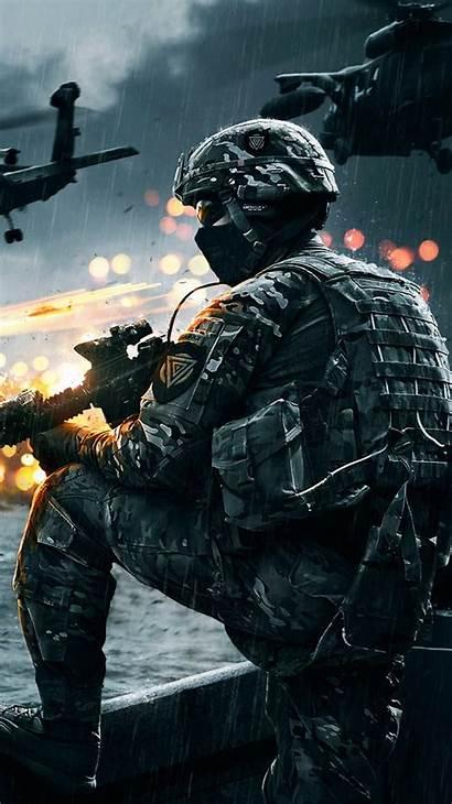 Iphone Soldier Wallpapers Battlefield Marvelous Gamers