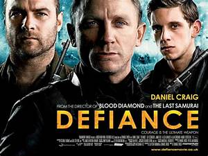 """""""DEFIANCE"""" – 4 STARS 