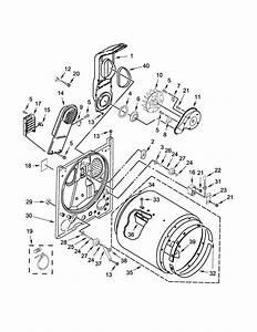 Maytag Medx655dw1 Dryer Parts