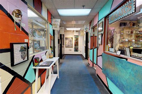 Rent Artist Studio in RVA   ART WORKS