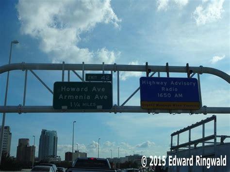 exit  armenia avenue  howard avenue