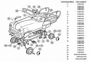 Pedal Car Tailgates