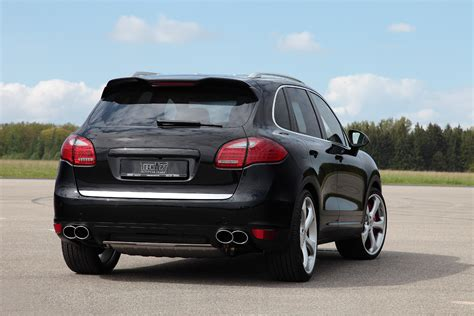 2018 Porsche Cayenne Exclusively Restyled By Techart