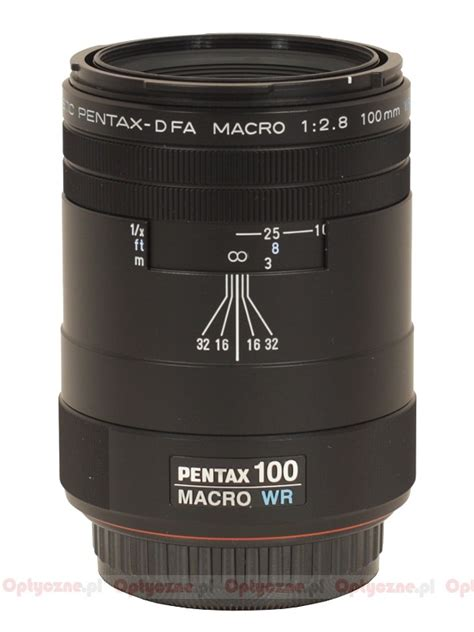 pentax smc d fa 100 mm f 2 8 macro wr review