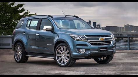 Allnew 2019 Chevrolet Trailblazer Ss **new Look ☆ Limited