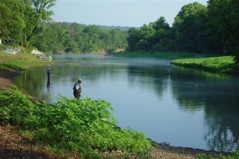 fishing resort oklahoma river marval ok trips onlyinyourstate