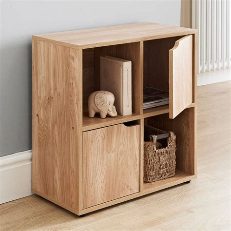 cube wooden bookcase shelving display shelves