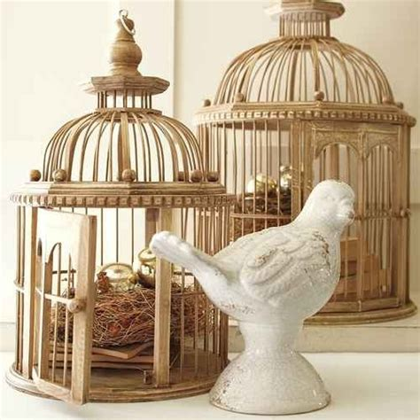 vintage bird cages for home decor craft ideas