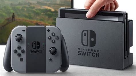 new nintendo console more details revealed on the new nintendo switch console