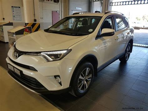 Toyota Suv Used by Used Toyota Rav4 2 0 Suvs For Sale Western Cape