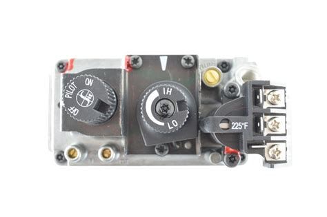 test  main control valve  gas fireplace repair