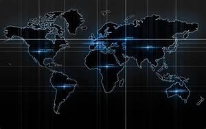 World Map HD Wallpaper   Background Image   1920x1200   ID ...