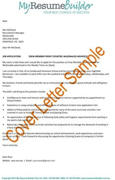 How To Write A Great Resume Exles by Best 25 Cover Letter Exles Ideas On