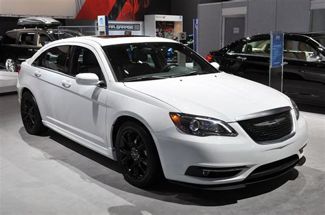 Chrysler 200s 2013 by 2013 5 Chrysler 200 S Special Edition New York 2013 Photo
