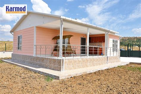 affordable houses  sale  ghana prefabricated karmod