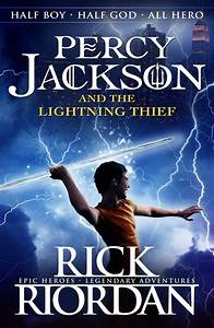Percy Jackson And The Lightning Thief Book 1 By Rick