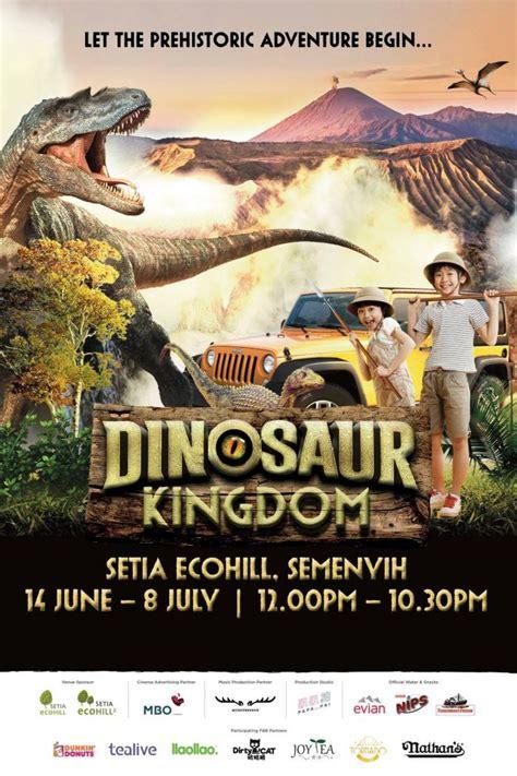 themepaktu dinosaur kingdom  setia ecohill semenyih