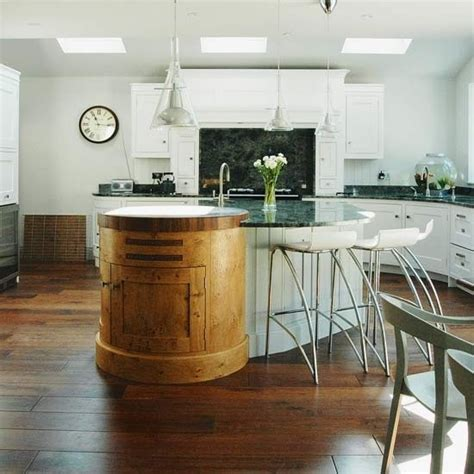 kitchen island uk mixed materials kitchen island ideas housetohome co uk